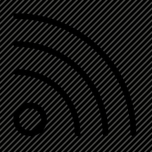 communication, logo, media, network, share icon