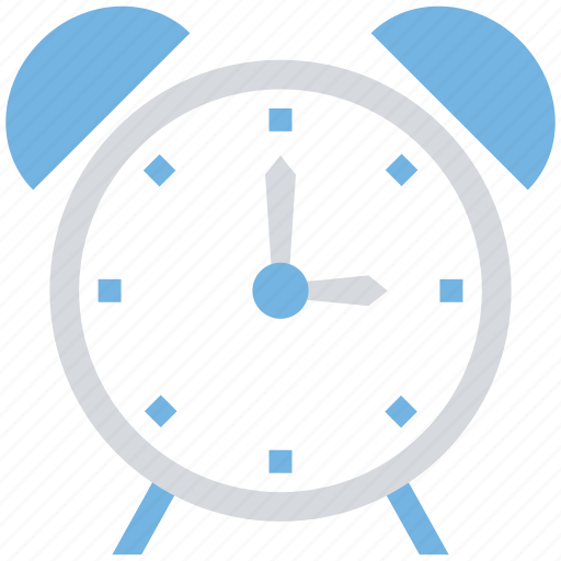 Alarm, alert, bell, clock, notification, ring, watch icon - Download on Iconfinder