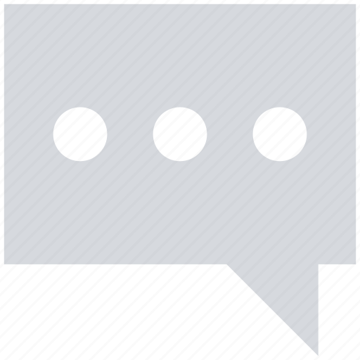 Bubble, chat, communication, conversation, message, text icon - Download on Iconfinder
