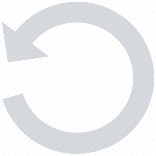 arrow, back, direction, down, left, left arrow, move icon