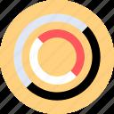 analytics, diagram, graphic, information icon