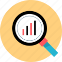 data, find, search, seo icon