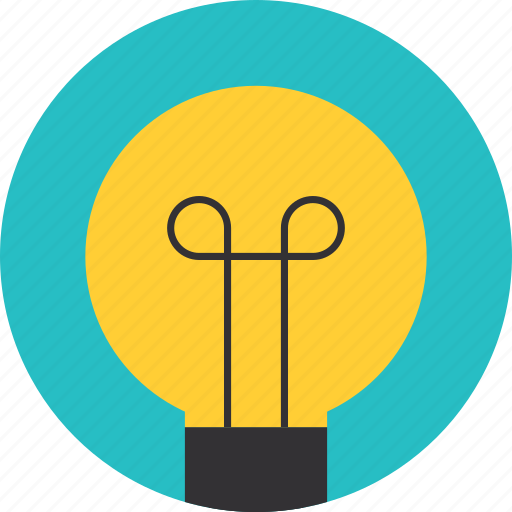 creative, electric, electricity, idea, innovation, lamp, light bulb, lightbulb icon