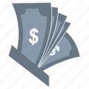 currency, dollor, earn, money, payment, profit, salary icon