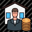 business, home based business, home business, small business, small business opportunities icon