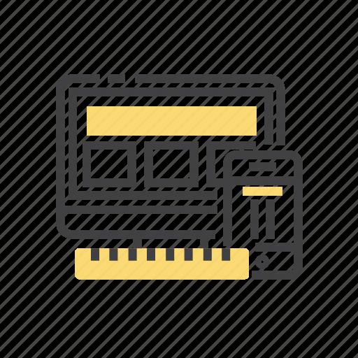 adaptive, design, layout, seo, website icon