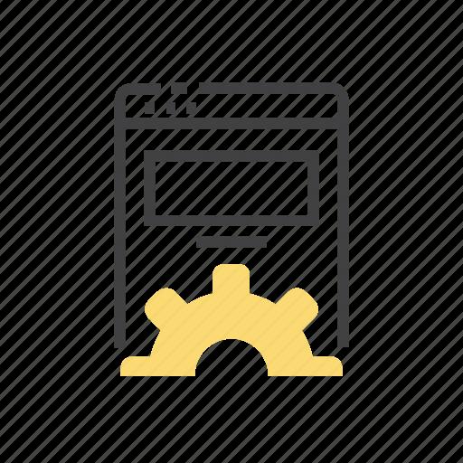 development, internet, network, programming, seo, website icon