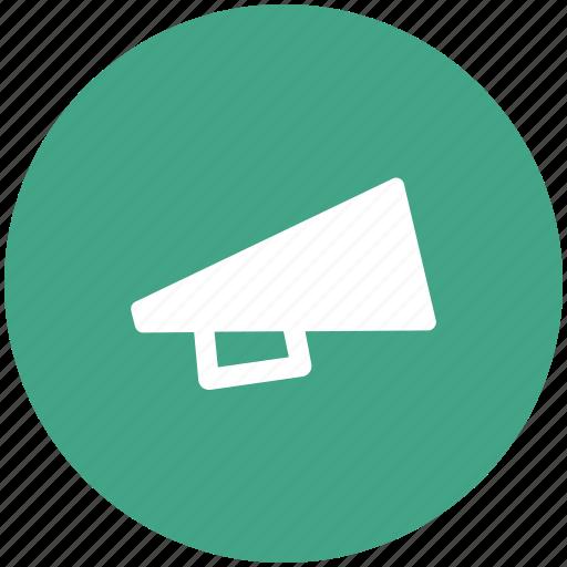 advertising, bullhorn, megaphone, speaker icon