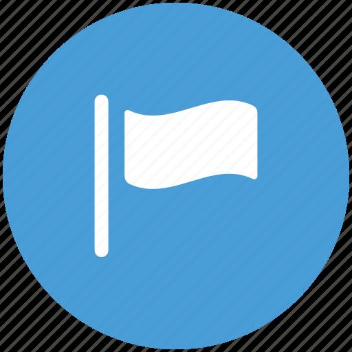 cloth ensign, ensign, flag, plain flag icon