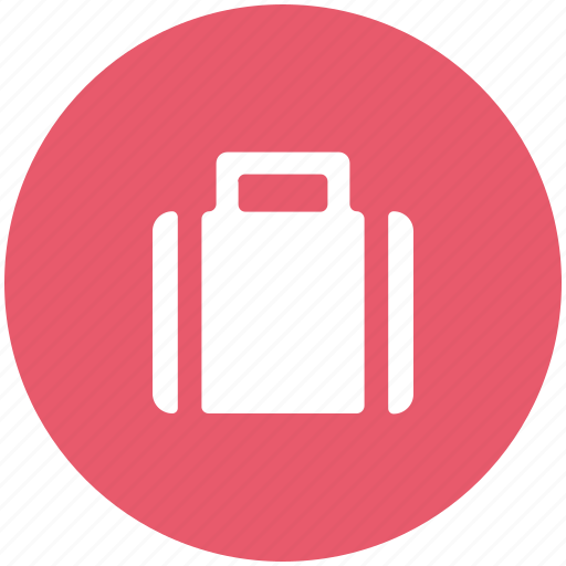 bag, briefcase, luggage, suitcase icon
