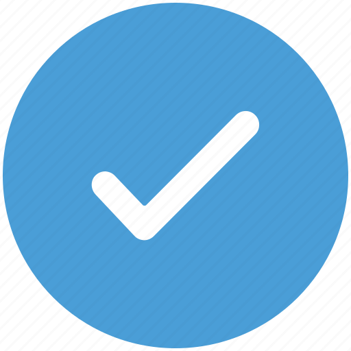 accept, check, checkmark, correct, tick icon