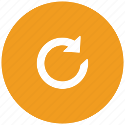arrow, clockwise, direction, refresh icon