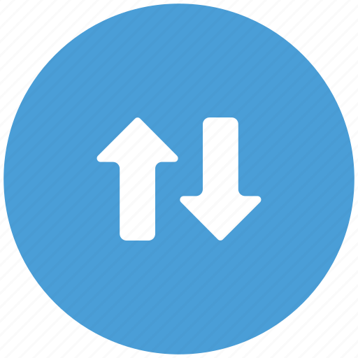 Arrows, down, sorting, up icon - Download on Iconfinder