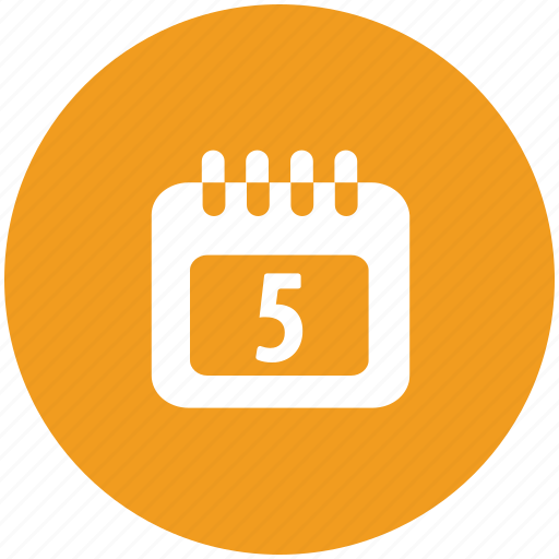 calender, date, event, schedule icon