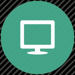 desktop, display, monitor, screen icon