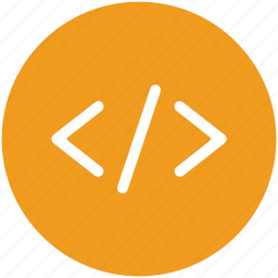 coding, html, language, programming icon