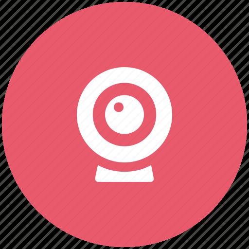 cam, camera, video, web cam icon