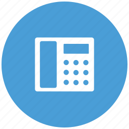 digital, land line, phone, telephone icon