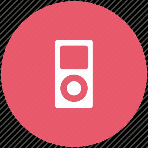 ipod, music, nano, player icon