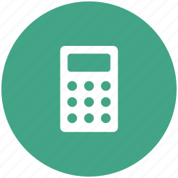 calculate, calculation, calculator, finance icon