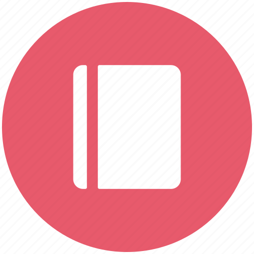 address, book, diary, notebook icon