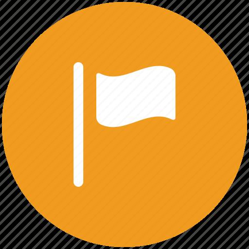 cloth ensign, ensign, flag, plain icon
