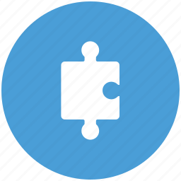 jigsaw, plugin, puzzle, solution icon