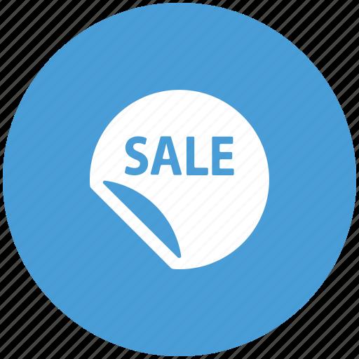 label, sale, sign, sticker, tag icon