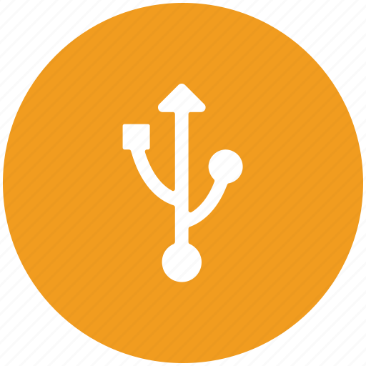 flash, sign, storage, usb icon