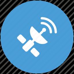 antenna, communication, satellite, space icon