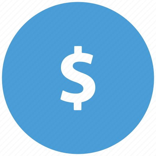 currency, dollar, finance, sign icon