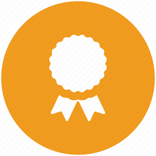 achievement, award, badge, recognition icon