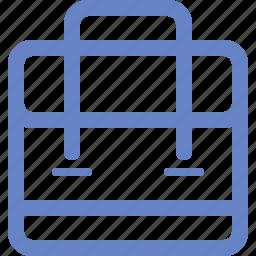 bag, basket, briefcase, business, case, handbag, suitcase icon