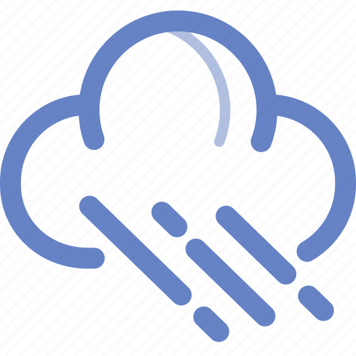 cloud, rain, rainwater, shower, snow, weather icon