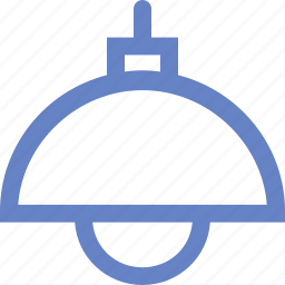 bulb, electric, lamp, light, lightning icon