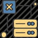 database, deta, server, storage