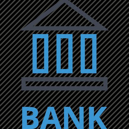 bank, online, web icon