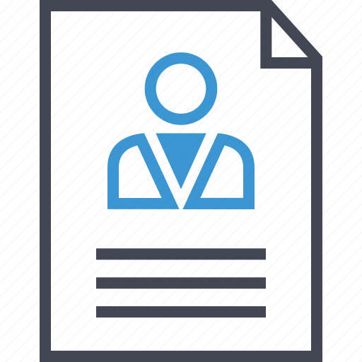 business, presentation, user icon