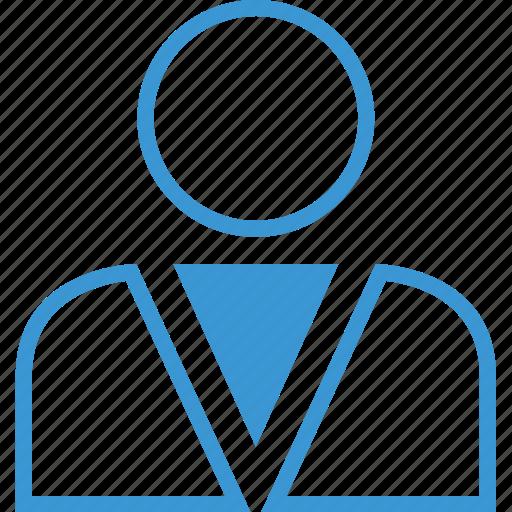 business, profile, user icon