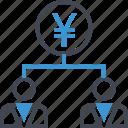 online, profile, web icon