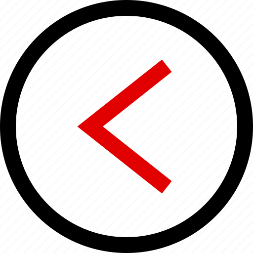 arrow, back, backwards, menu icon