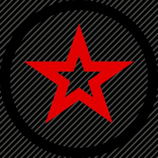 favorite, locate, save icon