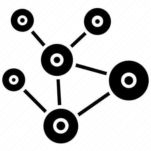 network connections, network sharing, network topology, networking, social sharing icon