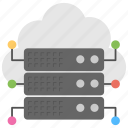 cloud computing, cloud interface, computer technology, data management, data storage icon