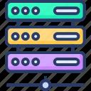 connection, hosting, network, server, service, storage, web