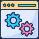 development, optimization, search, seo, service, setting, website