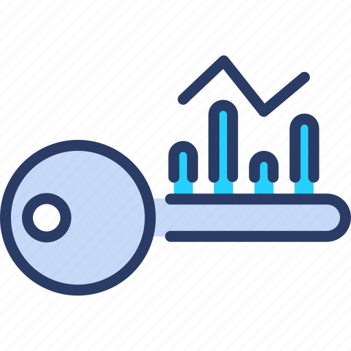 Analytics, chart, graph, keyword, optimize, rank, research icon - Download on Iconfinder