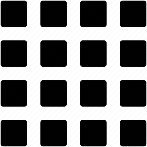 blocks, grid, interface, squares, squares grids icon