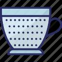 coffee cup, hot coffee, hot drink, hot tea, tea cup icon