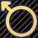 boy, gender, male sign, masculine, sex icon